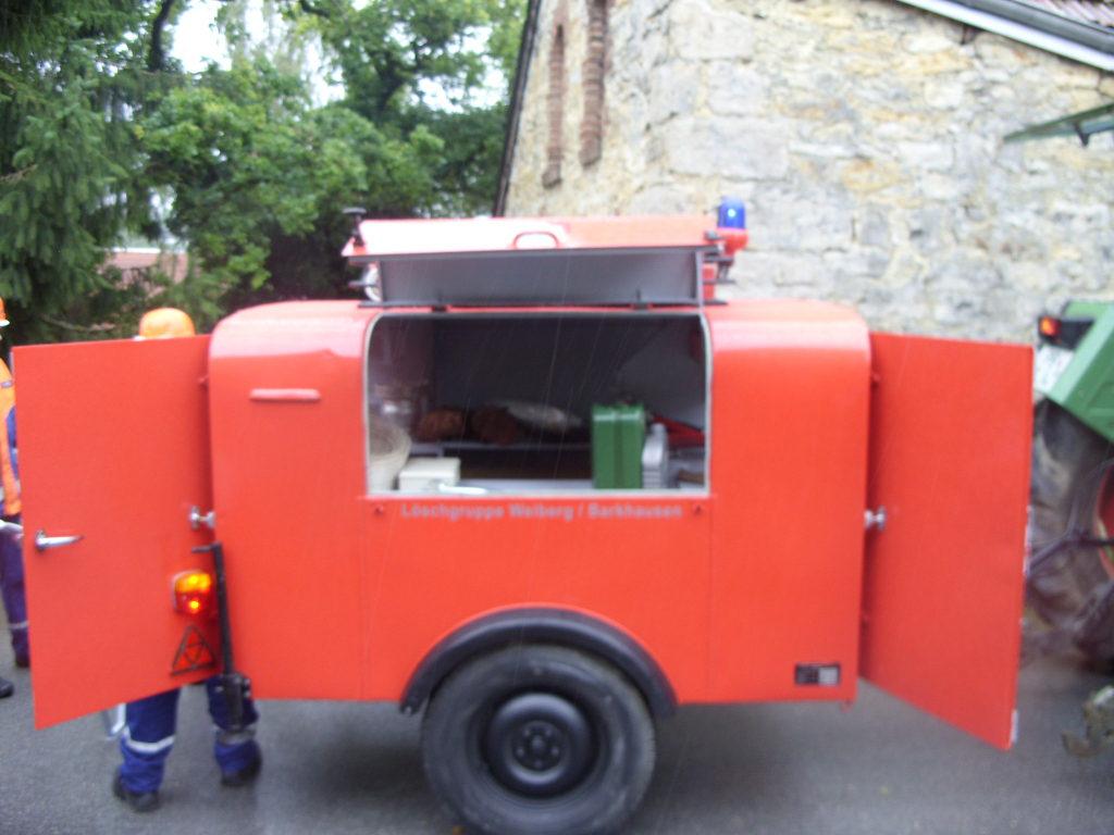 Löschfahrzeug - Freiwillige Feuerwehr Büren