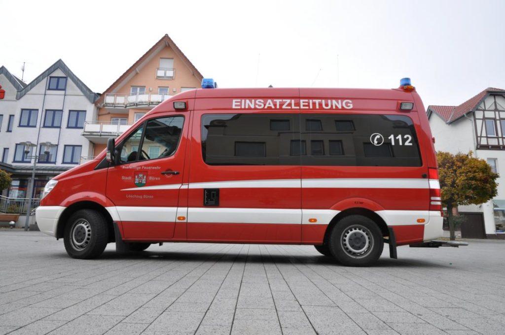 Florian Büren 1 – ELW 1