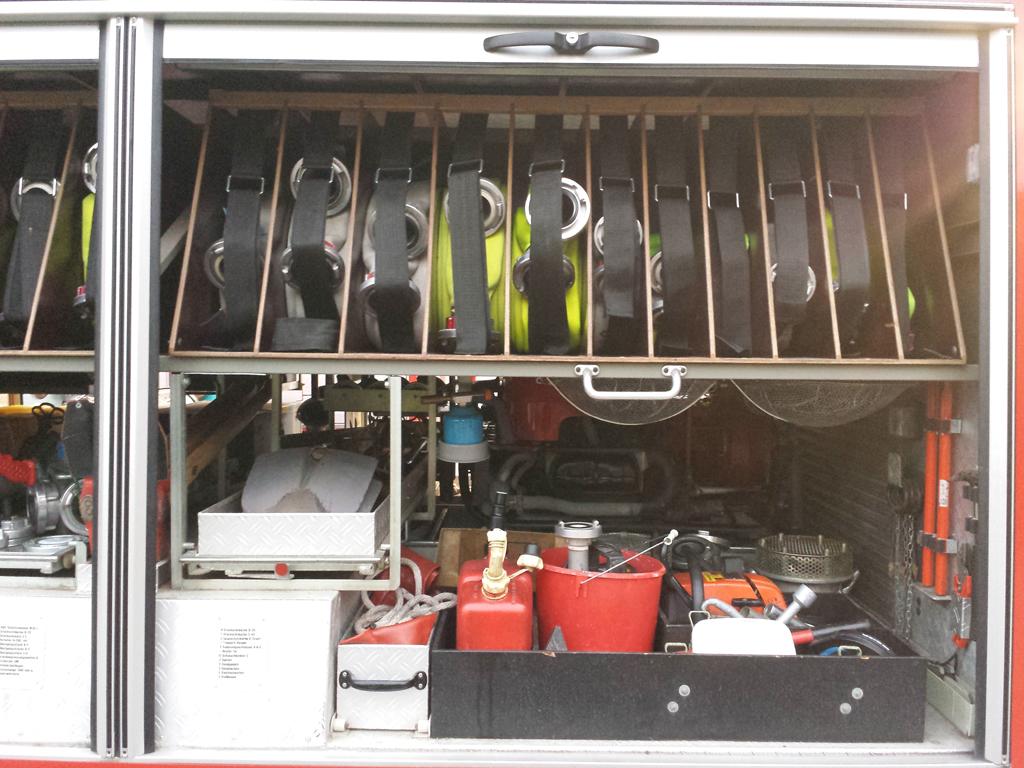 Schlauchwagen 2000 - Freiwillige Feuerwehr Büren