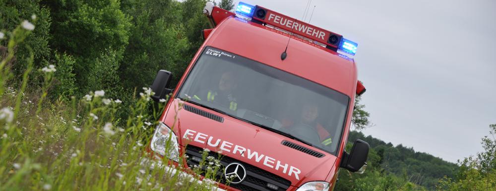 Feuerwehr Büren - Fahrzeuge / Einsatzwagen
