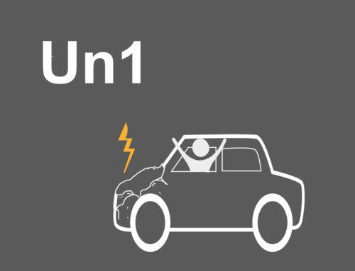 A44: Unfälle aufgrund Blitzeis