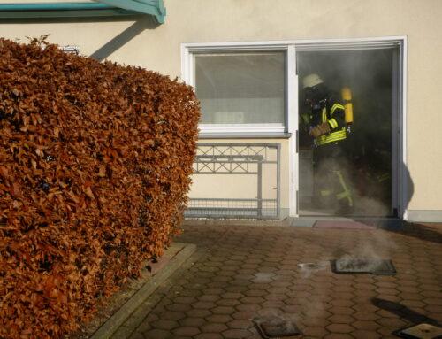 Büren: Brand in Wohnheim