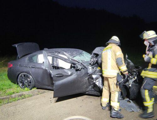 Autobahn 44: Verkehrsunfall