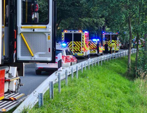 Hegensdorf: Verkehrsunfall
